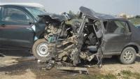 حضرموت.. وفاة وإصابة 119 شخصا بحوادث مرورية متفرقة خلال ستة أشهر