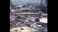 وكالة: الهجوم على قاعدة العند نفذ بطائرة مسيرة محملة بالصواريخ والمتفجرات