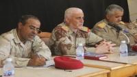 طيمس: المنطقة العسكرية الأولى ستظل كالصخرة ضد كل المؤامرات