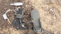 الجيش الوطني يعلن إسقاط طائرة مفخخة تابعة للحوثيين شمال غربي صعدة