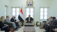اليمن يتطلع إلى دور أمريكي للضغط على الحوثيين لإنهاء الحرب في اليمن