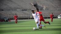 تعادل سلبي بين شعب حضرموت واتحاد إب في ثاني مباريات دوري كرة القدم اليمني
