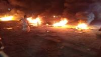 وزير الداخلية يتعهد للمحتجين في حضرموت بنقل مطالبهم إلى القيادة السياسية