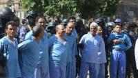 جماعة الحوثي تعدم تسعة من أبناء تهامة بتهمة اغتيال الصماد وسط تنديد حقوقي واسع
