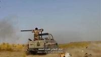 الجيش الوطني يشن عملية هجومية شرقي الجوف