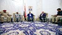 وكالة: معين سيناقش احتياجات شبوة لدعم مواجهة الحوثيين وتدابير وقف التدهور الاقتصادي