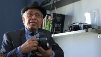 الحوثيون يحتجزون كاميرا المصور الصحفي عبدالرحمن الغابري بعد إطلاق سراحه في صنعاء