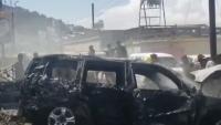الإصلاح يدين استهداف موكب محافظ عدن ويدعو إلى سرعة القبض على الجناة