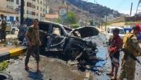 أنقرة تدين استهداف موكب محافظ عدن اليمنية