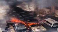 احصائية غير رسمية: أكثر من 1300 انتهاك جراء مواجهات مليشيا الانتقالي في عدن