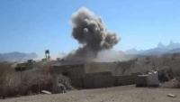 """مأرب.. جماعة الحوثي تقصف المستشفى الوحيد بمديرية """"العبدية"""" المحاصرة"""