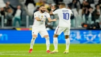 بنزيمة: مبابي لاعب عظيم أتمنى انضمامه لريال مدريد