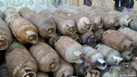 """الشركةُ اليمنية للغاز بمأرب تنفي اشاعات توقف إنتاج """"الغاز المنزلي"""""""
