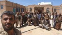 منظمة حقوقية: جماعة الحوثي بدأت تمارس أعمالاً انتقامية بحق أهالي العبدية