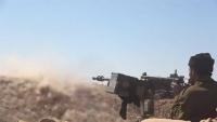 مقتل إثنين من القيادات الميدانية لجماعة الحوثي بنيران القوات الحكومية بمحافظة مأرب