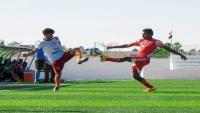 فحمان والعروبة يتعادلان سلبيا في منافسات الدوري اليمني بشبوة