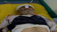 مقتل رجل مسن برصاص قناص حوثي في تعز