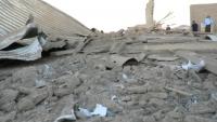 إصابة 12 مدنيا بصاروخ باليستي حوثي استهدف حيا سكنيا في مأرب