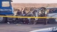 19 قتيلا في حادث سير بالقاهرة