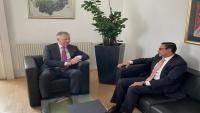 الحكومة تدعو الوكالة النمساوية إلى زيادة تدخلاتها الإنسانية والإغاثية في اليمن